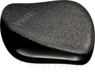 Tangle Teezer Compact Styler Black Sparkle Hårborste