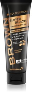 Tannymaxx Brown Super Black Gold Edition kremu do opalania z bronzerem