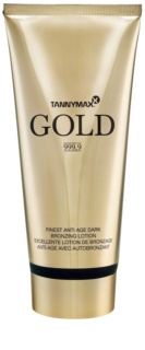 Tannymaxx Gold 999,9 Solarium Tanning Cream with Bronzer