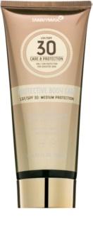 Tannymaxx Protective Body Care SPF водостійке молочко для засмаги SPF 30