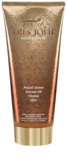 Tannymaxx Trés Jolie Solarium Tanning Cream with Bronzer