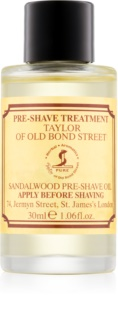Taylor of Old Bond Street Sandalwood олио преди бръснене