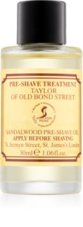 Taylor of Old Bond Street Sandalwood олія перед голінням
