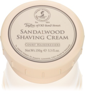 Taylor of Old Bond Street Sandalwood crema da barba
