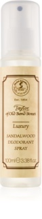 Taylor of Old Bond Street Sandalwood deodorant Spray
