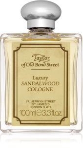 Taylor of Old Bond Street Sandalwood Eau de Cologne für Herren