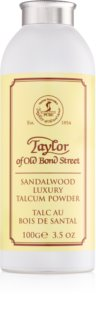 Taylor of Old Bond Street Sandalwood Sheer Powder for Face and Body