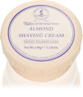 Taylor of Old Bond Street Almond krém na holenie