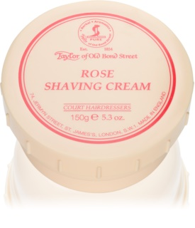 Taylor of Old Bond Street Rose crema de afeitar