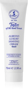 Taylor of Old Bond Street Almond crème de rasage en tube