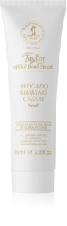 Taylor of Old Bond Street Avocado crema de afeitar en tubo