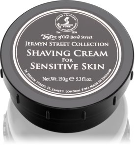 Taylor of Old Bond Street Jermyn Street Collection crema de afeitar para pieles sensibles