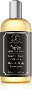 Taylor of Old Bond Street Jermyn Street Collection шампунь для тела и волос