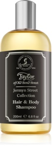 Taylor of Old Bond Street Jermyn Street Collection champô cabelo e corpo