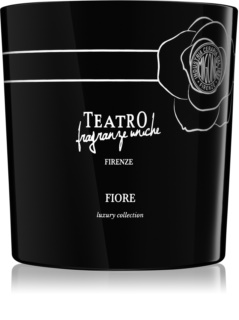 Teatro Fragranze Fiore scented candle