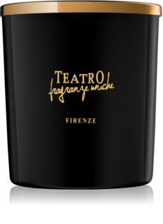 Teatro Fragranze Nero Divino ароматна свещ  (Black Divine)