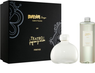 Teatro Fragranze Bianco Divino Gift Set (White Divine) I.