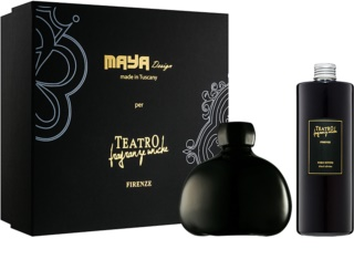 Teatro Fragranze Nero Divino подарочный набор (Black Divine) I.