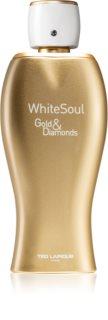 Ted Lapidus White Soul Gold & Diamonds Eau de Parfum für Damen