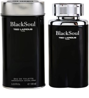 Ted Lapidus Black Soul eau de toilette for Men
