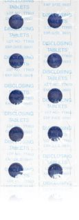 TePe PlaqSearch Plaque Disclosing Tablets