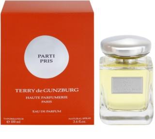 Terry de Gunzburg Partis Pris Eau de Parfum sample for Women
