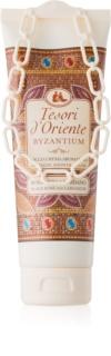 Tesori d'Oriente Byzantium gel doccia da donna