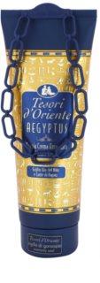 Tesori d'Oriente Aegyptus crema doccia da donna