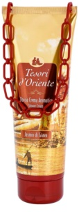 Tesori d'Oriente Jasmin di Giava sprchový gél pre ženy