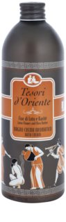 Tesori d'Oriente Lotus Flower & Acacia´s Milk Badeschaum für Damen 500 ml