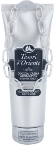 Tesori d'Oriente White Musk Shower Cream for Women
