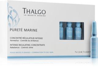 Thalgo Pureté Marine концентрат за смесена и мазна кожа