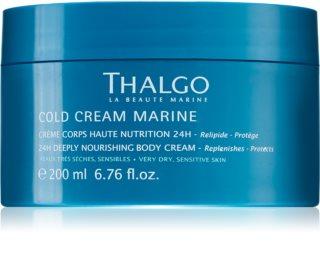 Thalgo Cold Cream Marine подхранващ крем за тяло