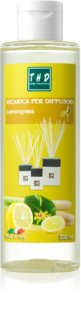 THD Ricarica Lemongrass refill for aroma diffusers