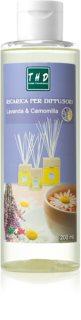 THD Ricarica Lavanda & Camomilla refill for aroma diffusers