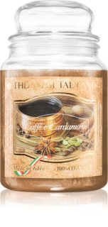 THD Vegetal Caffe´ e Cardamomo scented candle