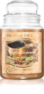 THD Vegetal Caffe´ e Cardamomo bougie parfumée