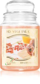 THD Vegetal Goji E Maracuja scented candle