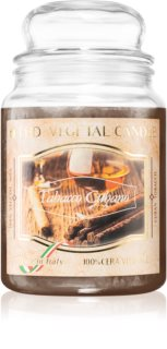 THD Vegetal Tabacco Cubano scented candle