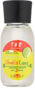 THD Home Fragrances Citronella Essence aroma difusor com recarga