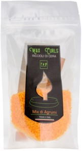 THD Wax Curls Mix Di Agrumi wax melt