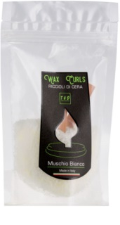 THD Wax Curls Muschio Bianco wax melt