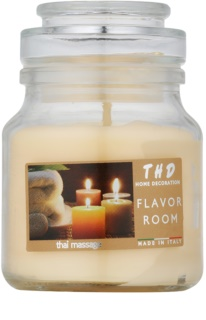 THD Candela Profumata Thai Massage scented candle