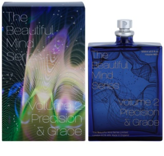 The Beautiful Mind Series Precision & Grace Eau de Parfum Unisex