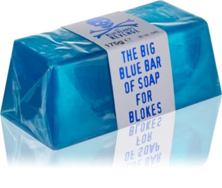 The Bluebeards Revenge Big Blue Bar of Soap for Blokes sapone solido per uomo