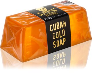The Bluebeards Revenge Cuban Gold Soap Palasaippua Miehille