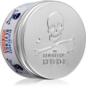 The Bluebeards Revenge Face Scrub Exfoliating Face Cleanser for Men