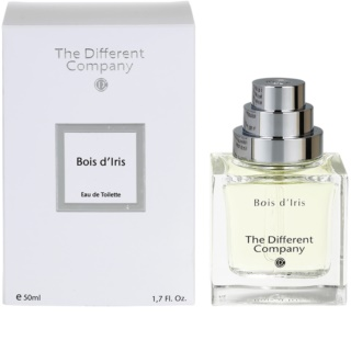 The Different Company Bois d´Iris eau de toilette sample for Women