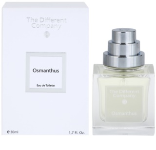 The Different Company Osmanthus eau de toilette sample for Women