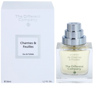 The Different Company Un Parfum De Charmes & Feuilles toaletna voda uniseks